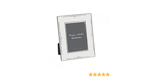 Amazoncom Waterford Monique Lhuillier Modern Love Picture Frame