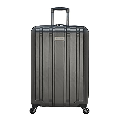 Ricardo Beverly Hills Yosemite 25-Inch Spinner Upright Suitcase, Gray by Ricardo Beverly Hills