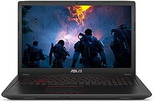 "ASUS Gaming Laptop, GTX 1050 Ti 4GB, Intel Core i7, 17.3"" Wideview FHD Display, 8GB DDR4, 1TB 7200RPM HDD, Backlit Keyboard, FX73VE"