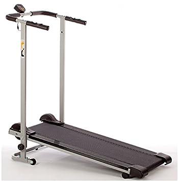 self powered easy to store folding manual treadmill jogging rh amazon co uk Folding Manual Treadmill with Incline Folding Manual Treadmill with Incline