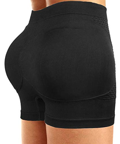 8f9c48672ad44 CeesyJuly Womens Butt Lifter Padded Hip Enhancer Shapewear Control Panties