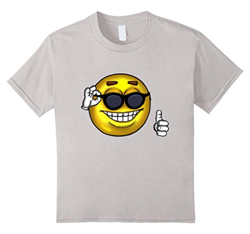 Kids Sunglasses Thumbs Up Meme T-Shirt - Picardia Strawman Ball 10 - Sunglasses Meme Guy