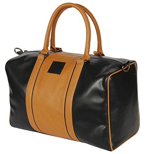 Vamsum Premium Italian Travel Duffel Bag