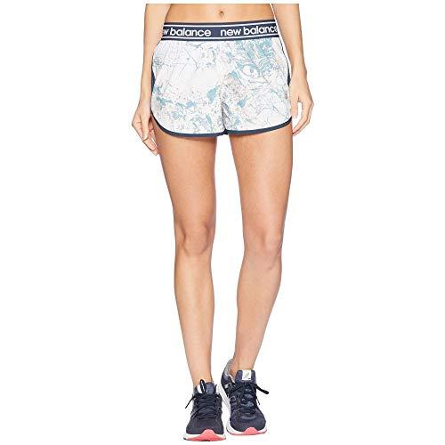 群集そよ風チロ(ニューバランス) New Balance レディース ボトムス?パンツ ショートパンツ Printed Accelerate 2.5 Shorts [並行輸入品]