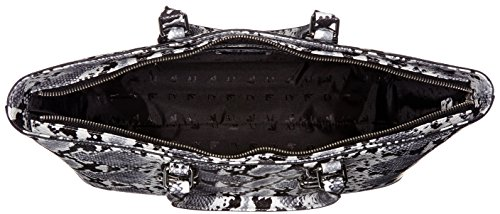 Bianco Shoulder Shopping 01610 Jeans Multicolour Women's Armani Bag Borsa Nero wFqTgxS0