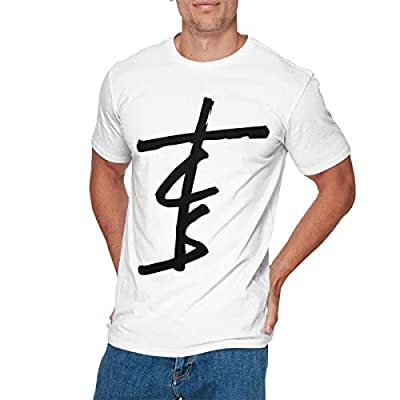 EMILY MORAN Mens Classic The Chainsmokers Tee White