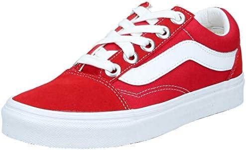 Vans UA Old Skool OS, Women's Sneakers, Multicolour (racing