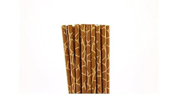 Jirafa pajitas de papel: Amazon.es: Juguetes y juegos
