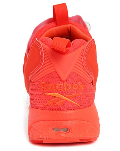 Reebok Instapump Fury Co-op Donna Sneakers Da Corsa Sneakers Pesca Rosso Bianco V67424