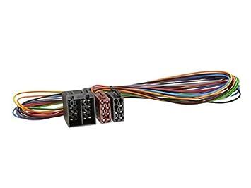 Acv 1230 - 100 Iso - ISO 100 cm 1 m verlã € ngerung Auto Radio altavoz + corriente: Amazon.es: Coche y moto