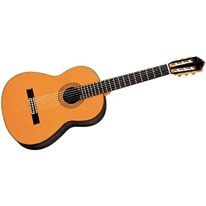 d1f72ca4a19 Amazon.com: Yamaha Gc31c Handcrafted Classic Series with Solid American  Cedar Top: Musical Instruments