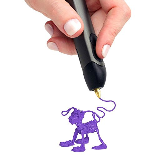3Doodler Create Single Color ABS Tube - Plum Purple (x100 Strands) - Only Compatible with 3Doodler Create/2.0/V1