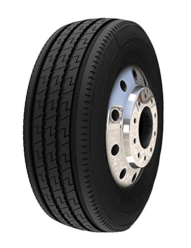 Double Coin RT606 Ultra Premium 5-Rib Regional Steer/All-Position Commercial Radial Truck Tire - 11R22.5 14 ply by Double Coin (Image #2)