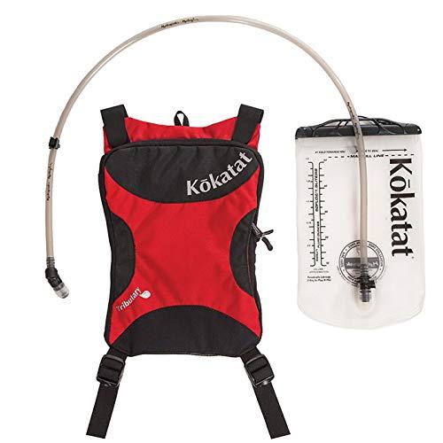 Photo Kokatat Tributary Hydration System (W/Reservoir), Red One Size (LVATRB2RD0)