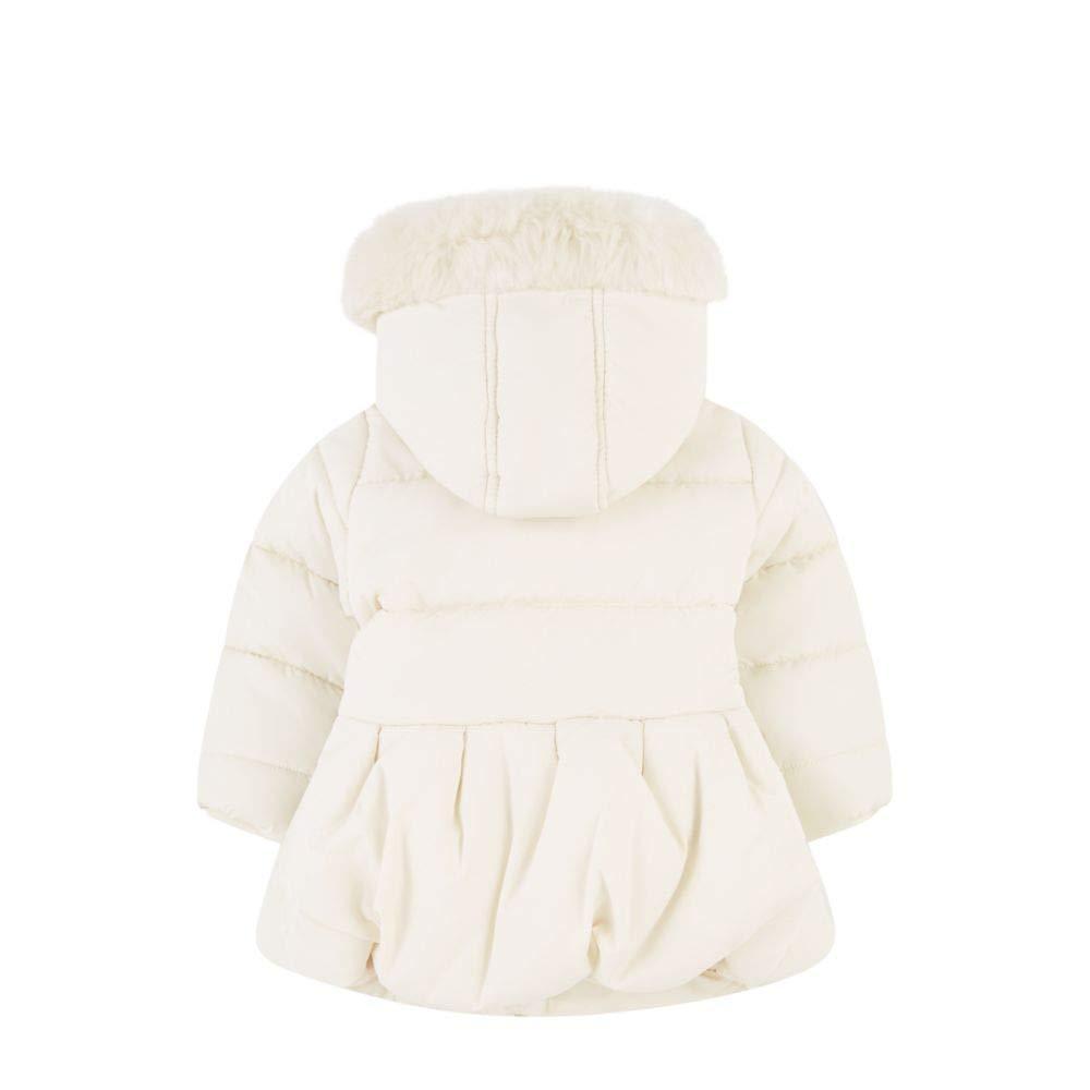 Bodysuit Mothercare Baby Sr Flow Padded Border Print Cream Fleece Lined