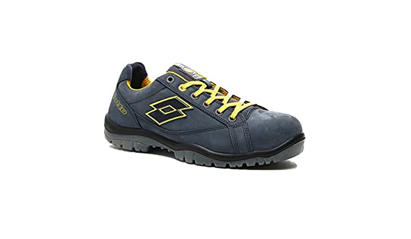 LOTTO Calzado de Seguridad Works Jump T2180-750 (TG.40/UK 6.5): Amazon.es: Zapatos y complementos