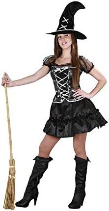 Disfraz de Bruja sexy Traviesa para mujer: Amazon.es: Juguetes y ...