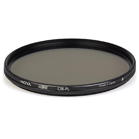 eed0c0a8bf5 Amazon.com   Hoya 58mm HD2 Circular Polarizer Filter - 8-layer Multi ...