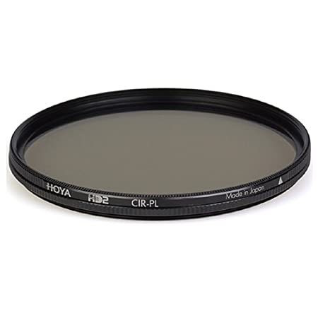 Hoya 46mm HD2 Circular Polarizer 8-layer Multi-Coated Glass Filter Polarizing Filters at amazon