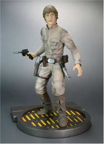Star Wars Luke Skywalker (Bespin) Pre-Painted Soft Vinyl Model Kit 1/7 Scale