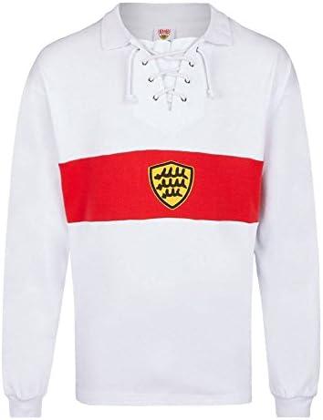 Score Draw VfB Stuttgart Retro Camiseta 1928: Amazon.es: Deportes y aire libre