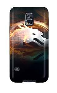 2015 Case Cover Mortal Kombat.jpeg Galaxy S5 Protective Case