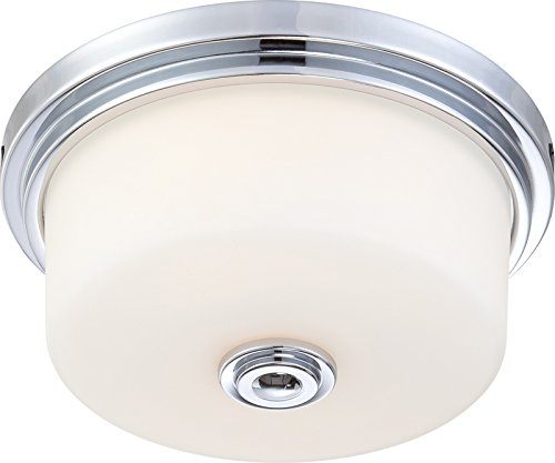 (Nuvo 60/4591 Soho Polished Chrome Medium Flush)