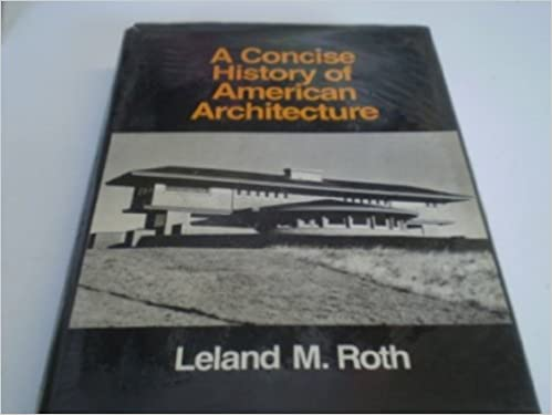 Book Concise History of American Architecture
