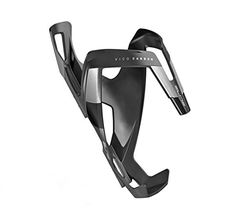 Elite Water Bottle Cages - Elite Vico Carbon Cage, Matte/Black