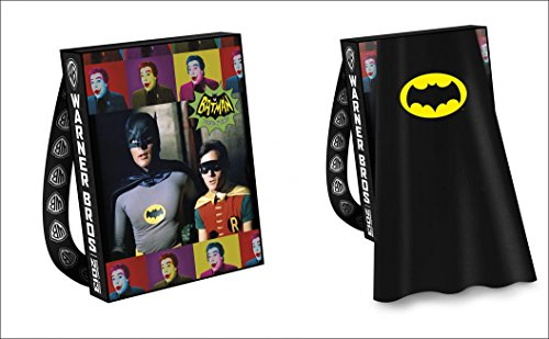 Adams Backpack (SDCC 2013 Exclusive 1966 Batman Adam West TV Series WB Promo Bag Backpack + cape)