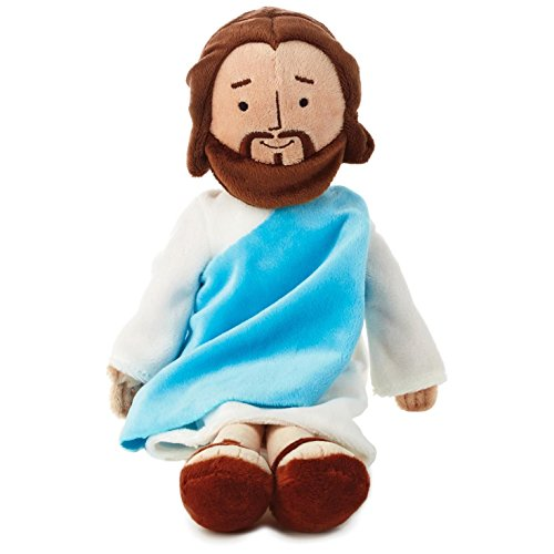 Hallmark My Friend Jesus Stuffed Doll 13 Inches For Sale