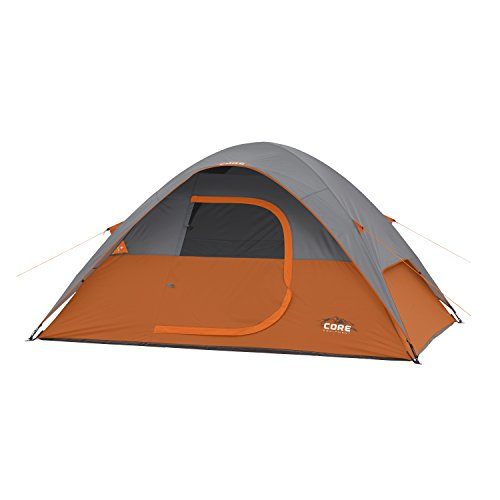 CORE 4 Person Dome Tent 9'x7' ()