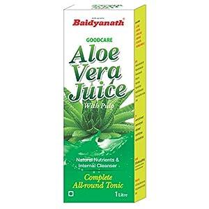 Baidyanath Aloe Vera Juice with Pulp – ...