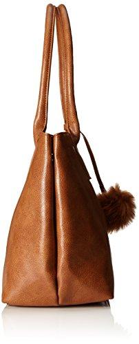 Mira Marrón Cognac Mujer Handbag Bolsos maletín xS1nWqcwq4