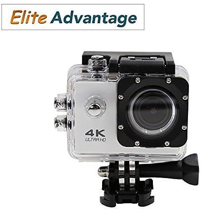 Captcha Wi Fi 4K Ultra Hd Waterproof Sports Action Camera Action Cameras