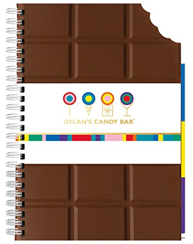 Dylan's Candy Bar I9998420240 Planner, Chocolate Bar by Dylan's Candy Bar