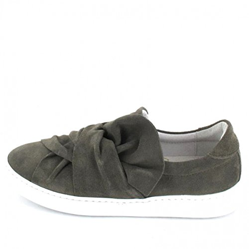 Only a Shoes Slipper Lara, Farbe: Grau