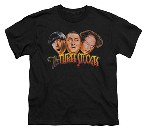 Three Stooges Head - 4