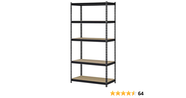 Edsal 36 W X 18 D X 72 H Ultra Rack Home Improvement Amazon Com