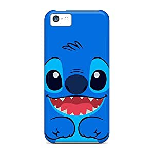Defender phone skins Cases Covers For Iphone Series iphone 5c - stitch from lelo and stitch