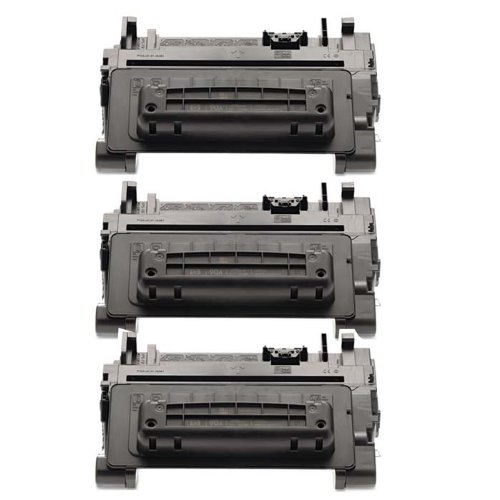 HI-VISION HI-YIELDS ® Compatible Toner Cartridge Replacement for Hewlett-Packard (HP) CE390A (3-Pack), Office Central