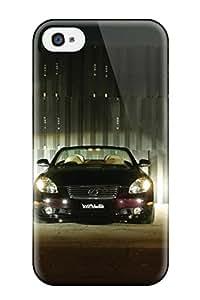 Iphone 4/4s Case Slim [ultra Fit] Lexus Sc430 32 Protective Case Cover