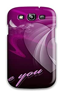 New Diy Design Love For Galaxy S3 Cases Comfortable For Lovers And Friends For Christmas Gifts