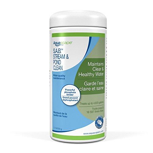 Aquascape SAB Stream & Pond Clean Water Treatment, 1.1-Pound   98900