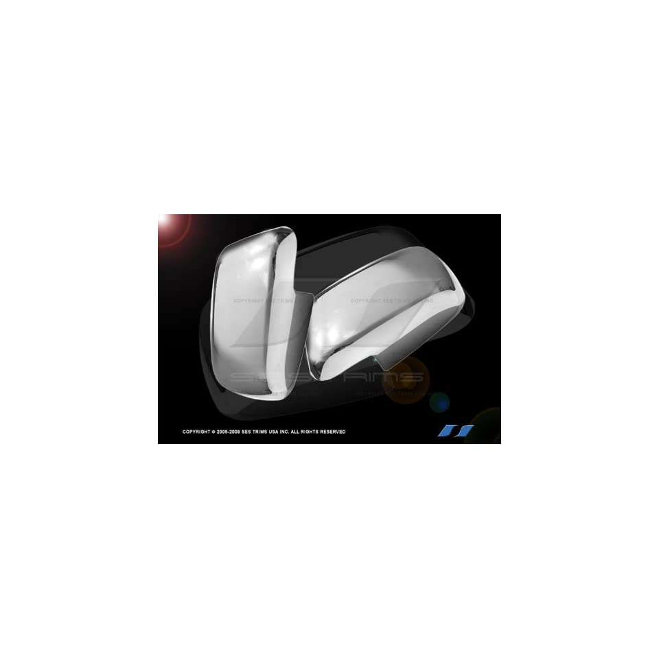 Nissan Pathfinder 2005 09 SES Chrome Mirror Covers