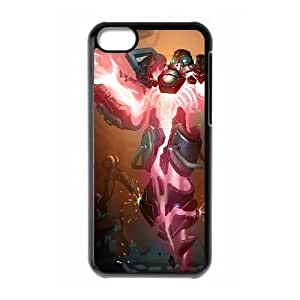 iphone5c phone case Black Xerath league of legends AAA6298193