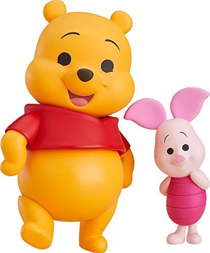 Good Smile JUL189245  Disneys Winnie The Pooh and Piglet Nendoroid Action Figure