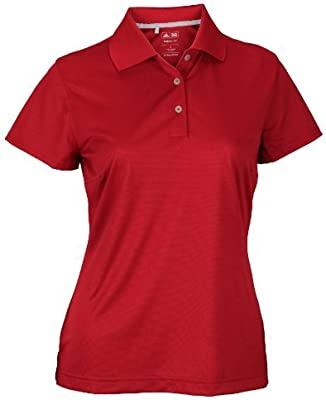 adidas Mujer Climalite Textured Solid Golf – Polo para Hombre ...