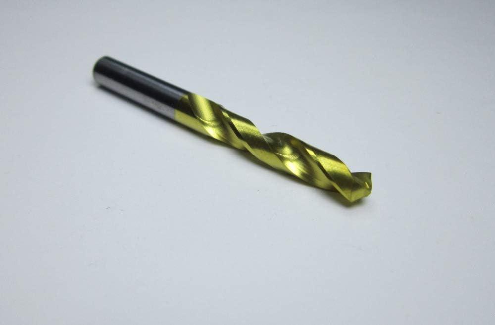 D5.550mm diameter 5.5mm Micro grain solid Tungsten carbide Twist Drill CNC machine Carbide Drill bits For Metalworking