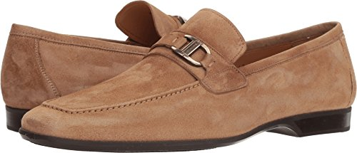 Suede Magnanni Slip Men's on Reva Loafer Taupe SqzSHYw